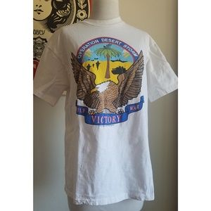 Vintage Desert Storm Tee Shirt